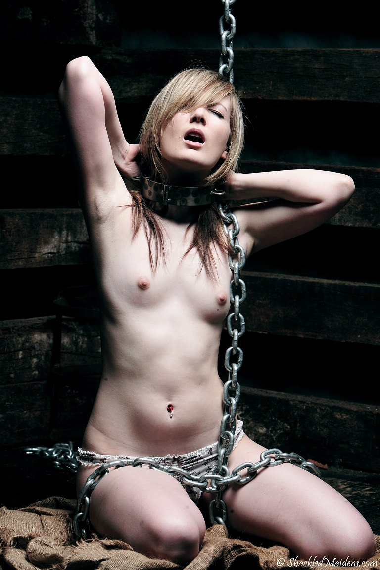 Bdsm xxx shackled or tied either way a lesson is soon learnt 2